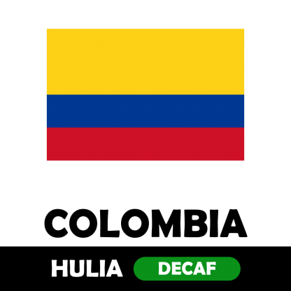 Colombia Hulia – Decaf